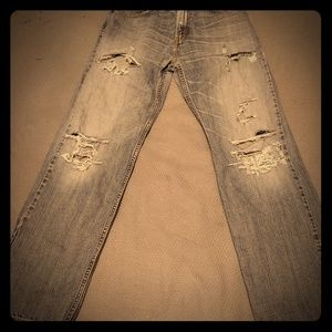 Vintage Levi's Relaxed Straight Jeans, size 32x32